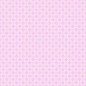Pink Gingham Fabric Background — Stock Photo