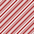 Red and White Striped Fabric Background — Stock Photo #13250951