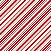 Red and White Striped Fabric Background — Stock Photo