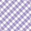 Stock Photo: Light purple Plaid Fabric Background