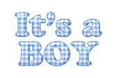 Its a boy — Photo