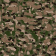 Camouflage Fabric Background — Stockfoto