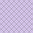 Stock Photo: Purple Gingham Fabric Background