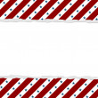 Red Stripes with Blue Stars background for your message or invit - Stock fotografie