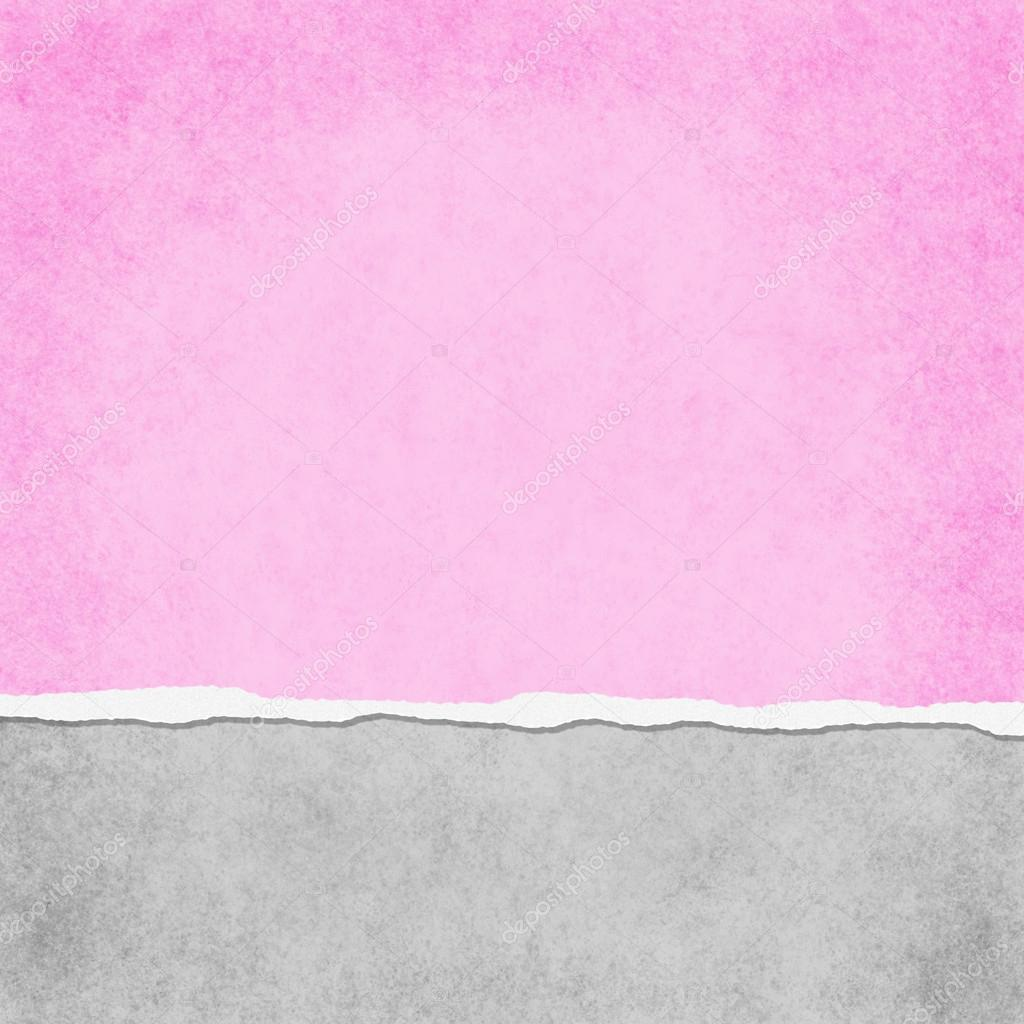 Square Light Pink Grunge Torn Textured Background — Stock ...