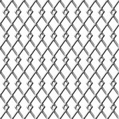 Chain Linked Fence Background — Stock Photo