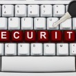 Online Security — Foto Stock
