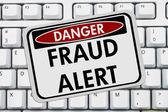 Fraud Alert — Stock Photo