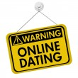 ������, ������: Warning about Online Dating