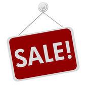 Sale Sign — Stock Photo