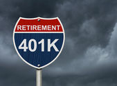 Your 40k1 Retirement Fund — Stock Photo