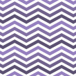 Purple Zigzag Pattern Background — Stock Photo