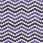 Purple Zigzag Textured Fabric Background — Stock Photo #32528771