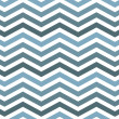 Blue Zigzag Pattern Background — Stock Photo