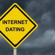 Warning about Internet Dating — Stock Photo #32807107