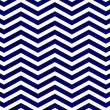 Blue Zigzag Textured Fabric Background — Photo #33057599
