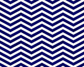 Blue Zigzag Textured Fabric Background — Photo