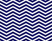 Mavi zikzak dokulu kumaş arka plan — Stok fotoğraf