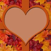 Autumn Time Background — Stock Photo