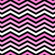 Pink, White and Black Zigzag Pattern Background — Lizenzfreies Foto