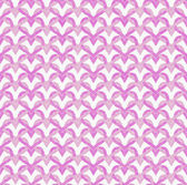 Pink Interlaced Circles Textured Fabric Background — Stock Photo