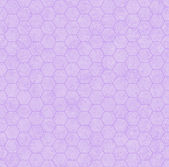 Purple Honey Comb Shape Fabric Background — Stock Photo