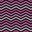 Pink, Gray and Black Zigzag Textured Fabric Background — Stock Photo #34251841