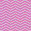 Pink and Gray Zigzag Textured Fabric Background — Stock Photo