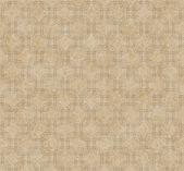 Ecru Interlaced Squares Textured Fabric Background — Stock Photo