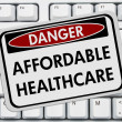 Affordable Healthcare — Stock Photo
