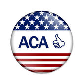 Affordable Care Act is great — Foto de Stock