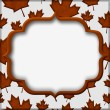 Autumn Time Background — Stock Photo