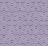Purple Hexagon Patterned Textured Fabric Background — Stock Photo