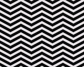 Black and White Zigzag Textured Fabric Background — Stock Photo