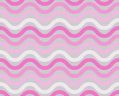 Pink and Gray Wavy Textured Fabric Background — Stock Photo