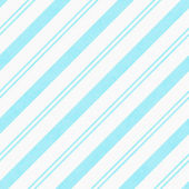 Teal Diagonal Striped Textured Fabric Background — Stock Photo