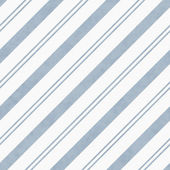 Pale Blue Diagonal Striped Textured Fabric Background — Stock Photo
