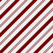 Dark Red Diagonal Striped Textured Fabric Background — Stock Photo