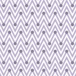 Stock Photo: Purple and White Horizontal Chevron Striped with Polka Dots Back
