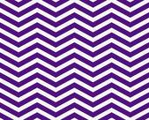 Dark Purple and White Zigzag Textured Fabric Background — Stock Photo