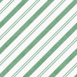 Pale Green Diagonal Striped Textured Fabric Background — Stock Photo #38161001