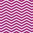 Dark Pink and White Zigzag Textured Fabric Background — Stock Photo #38337943