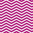 Stock Photo: Dark Pink and White Zigzag Textured Fabric Background