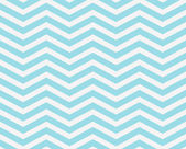 Teal and White Zigzag Textured Fabric Background — Stock Photo