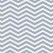 Light Blue and White Zigzag Textured Fabric Background — Stock Photo