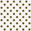 Gold Polka Dots on White Textured Fabric Background — Foto Stock #38709521