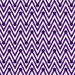 Dark Purple and White Horizontal Chevron Striped with Polka Dots — Stock Photo #38768941