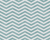 Pale Teal and White Zigzag Textured Fabric Background — Stock Photo