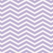 Mauve and White Zigzag Textured Fabric Background — Stock Photo