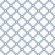 Blue and White Decorative Design Textured Fabric Background — Stock Photo #39175165
